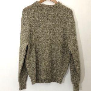 Vintage LL Bean Wool Sweater XL